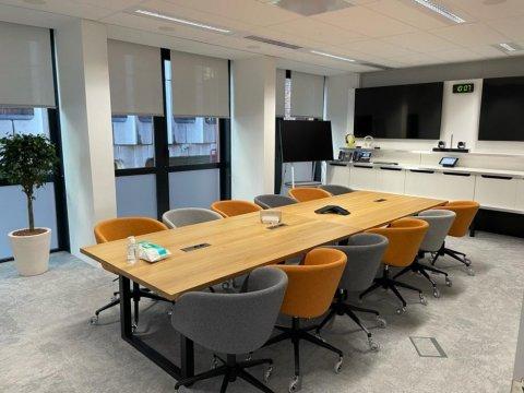 Créer une Visioconférence collaboration Teams à Villeurbanne
